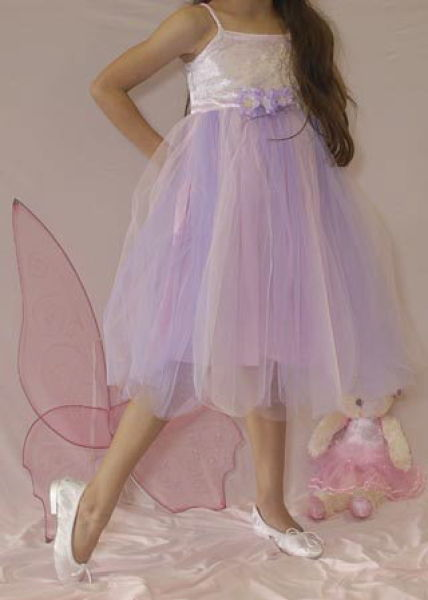Fairy tulle outfit